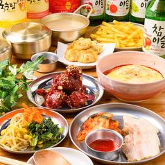 韓国バル ジュニアの写真