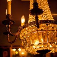 ●期間限定!アンティーク個室と贅沢イタリアン宴会●
