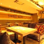 SWEET BASIL BK Cafeの雰囲気3