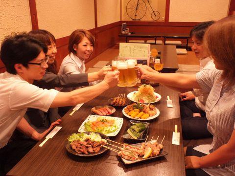 【11品】90分飲み放題付学生さんもうれしい!ボリュームコース 3500円(税込)