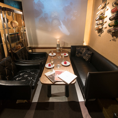 Bar マーベラス作戦室のコース写真