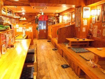 島の唄 上石神井店の雰囲気1