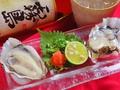 料理メニュー写真NZ産 生カキ(2個)