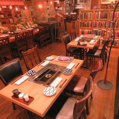 焼肉寿司 仙台 国分町の雰囲気1