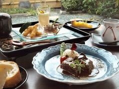 カフェ和楽のコース写真