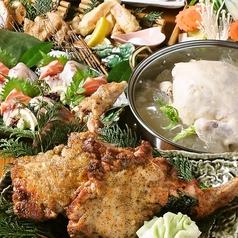 骨付鳥本舗 鶏一 とりいち 姫路總本店のコース写真