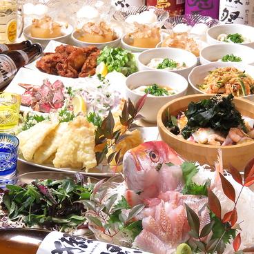 讃岐うどん居酒屋 ふき 新田駅前店のおすすめ料理1