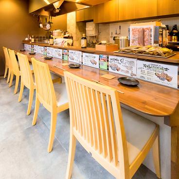 鰹節丼専門店 節道 BUSHIDOの雰囲気1