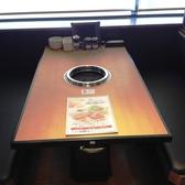 テーブル席4~6名席あり!