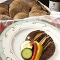 料理メニュー写真テンケイコ椎茸バター焼き(ポン酢・醤油)