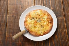 クアトロフォルマッジ ~4種のチーズ~