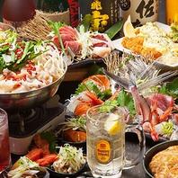 様々な九州料理が楽しめる守谷の居酒屋♪