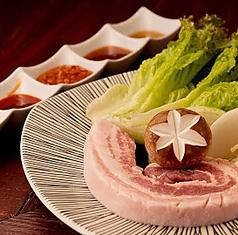 韓国食堂 いっこめのおすすめ料理1