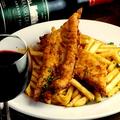 料理メニュー写真アナゴのフィッシュ&チップス