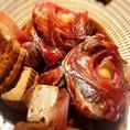 【金目鯛の煮物】