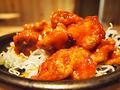 料理メニュー写真若鶏のチリソース炒め