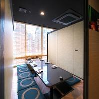 金沢駅の宴会はゆったり落ち着ける和の個室空間居酒屋!