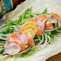 料理メニュー写真彩 海鮮カルパッチョ