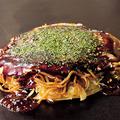 料理メニュー写真広島焼きミックス