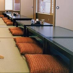 ご家族・お仲間の集まりなどのシーンに合わせてお使いいただけます。※店舗により部屋の配置・席数が異なる場合がございます
