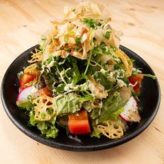 SAKABAサラダ ~柚子醤油とマヨネーズのサラダ~