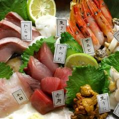 おさしみや 魚三四味家 自由ヶ丘店の写真