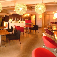 Cafe Dining PACO 倉敷の雰囲気1