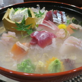 料理メニュー写真本日の特選刺盛 遠州玉手箱・遠州鉢盛