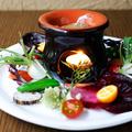 料理メニュー写真旬野菜のバーニャカウダ