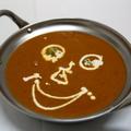料理メニュー写真チキンアチャルカレー