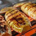 料理メニュー写真イカの地獄焼