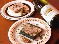 本格的なフランス料理が気軽に楽しめます!