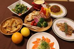 個室居酒屋 仁 JIN 函館五稜郭本店のコース写真