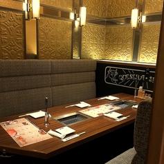 焼肉バル ケセラセナラ さいたま新都心店の特集写真