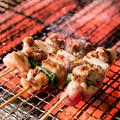 料理メニュー写真【定番!】丁寧に1本ずつ焼き上げた焼き鳥は定番メニューも一味違う!