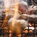 炭火で焼くから美味しくなる!ぐんそうならではの鮮度の高い上質な肉・ホルモン・野菜!是非ご賞味ください!