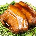 料理メニュー写真上海風豚バラ煮込み