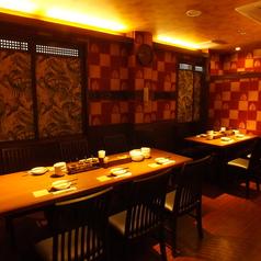タイ料理 ディージャイ D-jai 浦和店の雰囲気2