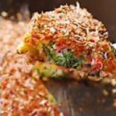 料理メニュー写真豚/イカ (お醤油味)