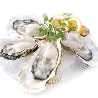 安全で美味しい牡蠣