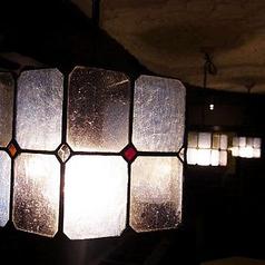 【2F】手作りの間接照明