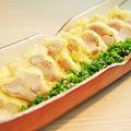 料理メニュー写真大山鶏のパリパリ天ぷら