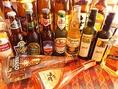 お酒も種類豊富にございます◎本場のインド料理と一緒にお酒もお楽しみ下さい☆