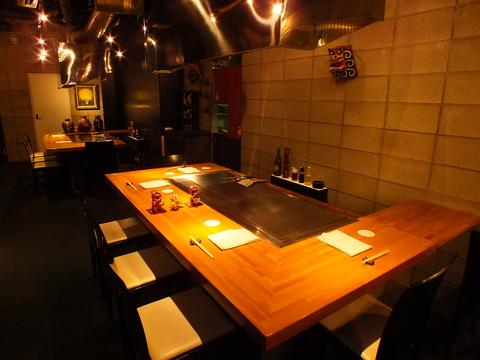 沖縄産のA4~A5の牛肉やアワビの鉄板焼きが自慢のお店【ステーキハウス 徳吉】