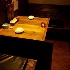 完全個室カップルテーブル☆