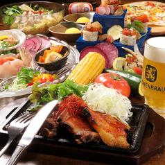 WORLD JAPANESE FOODIN' ENのコース写真
