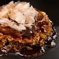 料理メニュー写真お好み焼き 豚玉