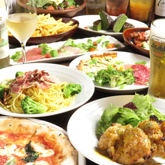Italian Bar KIMURAYA 京都駅前のコース写真