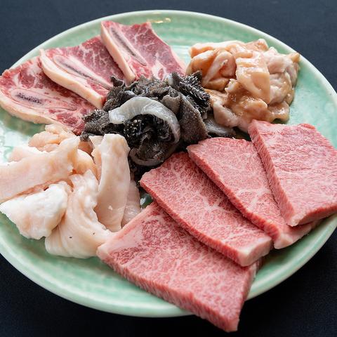 焼肉ホルモンTsuruya橿原