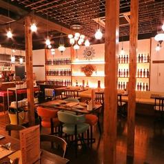 Fusion Dining PiPienta フュージョンダイニング ピピエンタ 表参道店の雰囲気1